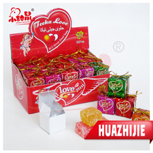 229201610 Fruity Soft Candy In Lovey Gift Box