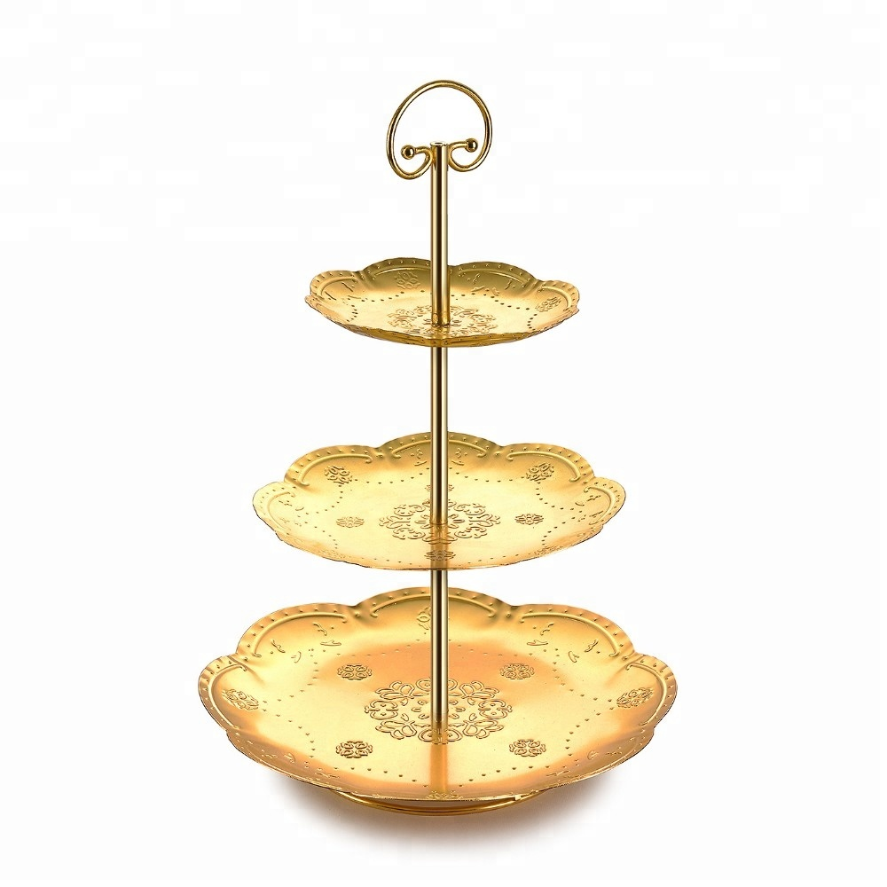 Metal Cake Stand, Metal Cake Stand Suppliers and Manufacturers at ...