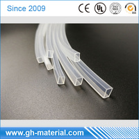 High Temperature Soft Silicone Rubber Tubing with UL Certification