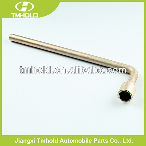 Car tool L type auto manual torque wheel wrench with screwdriver
