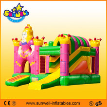 China bouncy castles, inflatable princess bouncy castle, commercial bouncy castles