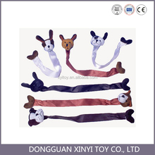 Lovely good quality plush animal bookmarks for kids
