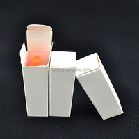 10ml vial boxes/ 10 ml e liquid box packaging/small box