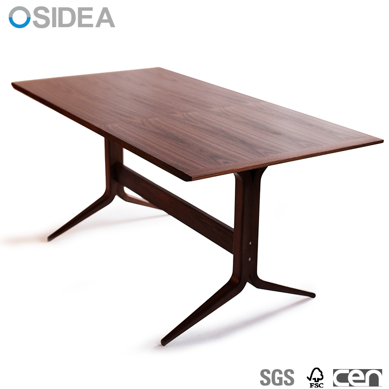 Modern Solid Wood Dining Room Tables