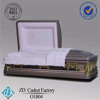 Bury casket from china(American style oversize caskets)
