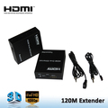 1080P 3D HDMI Wireless Transmitter and Receiver 120M Support IR Control