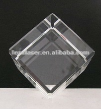 K9 quality blank crystal cubes for engraving