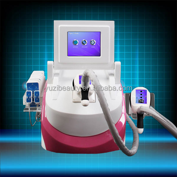 Hot!!smart lipo cryo liposuction machine for weight lose-YU-4T
