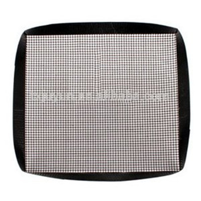 High quality Reusable non-stick microwave oven grill mesh basket pizza mesh