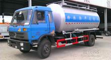 15 cbm lime powder tank truck 190 hp
