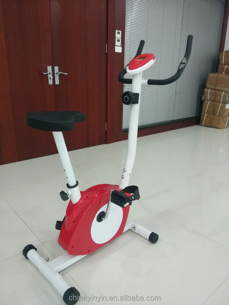 Factory patent whole body height adjustable magnetic exercise bike use indoor
