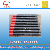 API 5CT oil well Tubing and Casing Pup Joint pipe