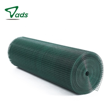 Coated galvanized pvc coated welded fencing wire mesh