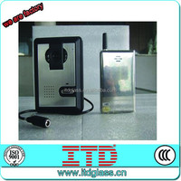 ITD-SF-WML010 wireless door phone(video doorbell video door phone)