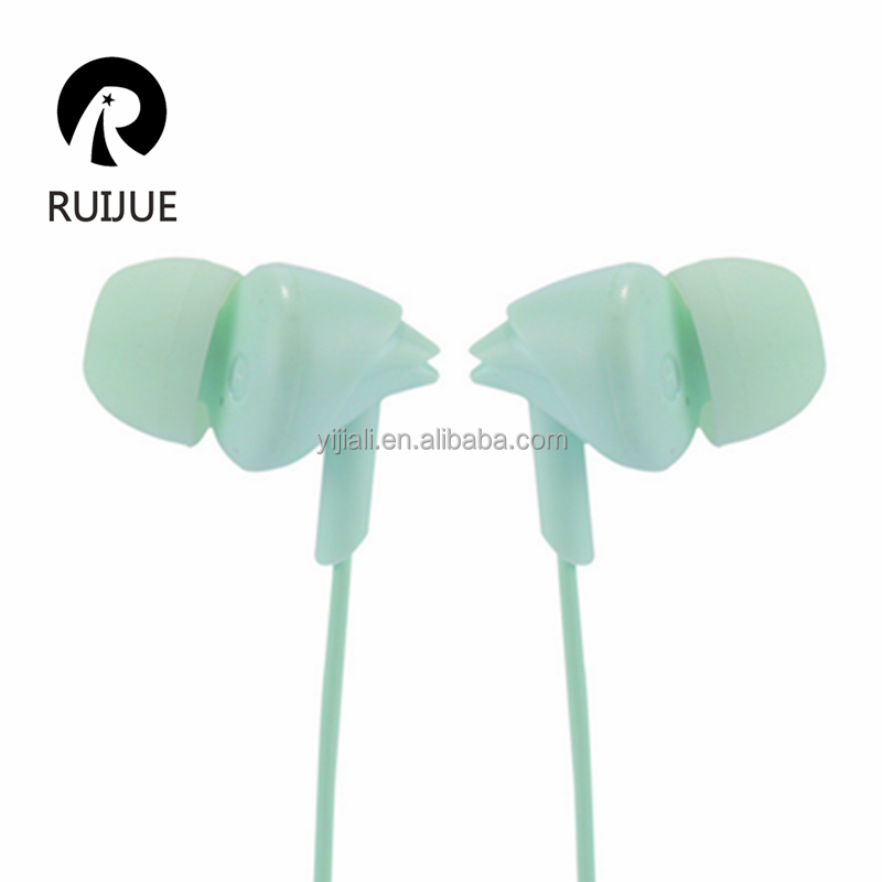 Customized professional 2017 <strong>mobile</strong> Accessories Bird look <strong>mobile</strong> earphone