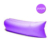Inflatable air bag sofa inflatable lounger