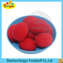 Newest and fashion healthy fresh red green plum fruit