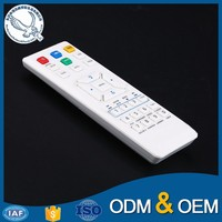 dongguan manufacture custom made remote control plastic case