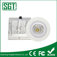 Hot Selling CE Rohs 10W 12W Led COB downlight