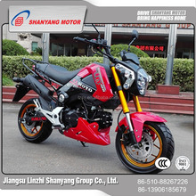 2016 110CC 125CC 150CC New Style Gas Motorcycle street motorcycle