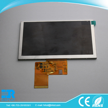 [LCD Distributor] 5 inch tft lcd screen high brightness display module.