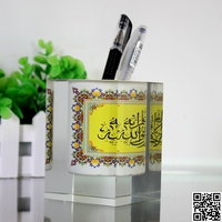 2015 decorative hot desktop pen holder and novel pen container
