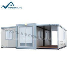 20ft Solar Green steel Expandable Container House building
