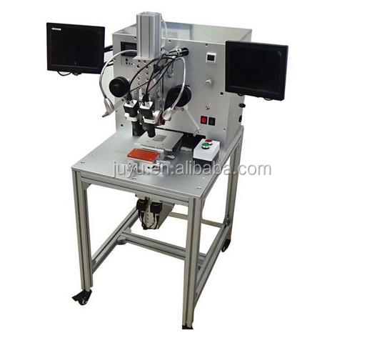 heat bonding machine