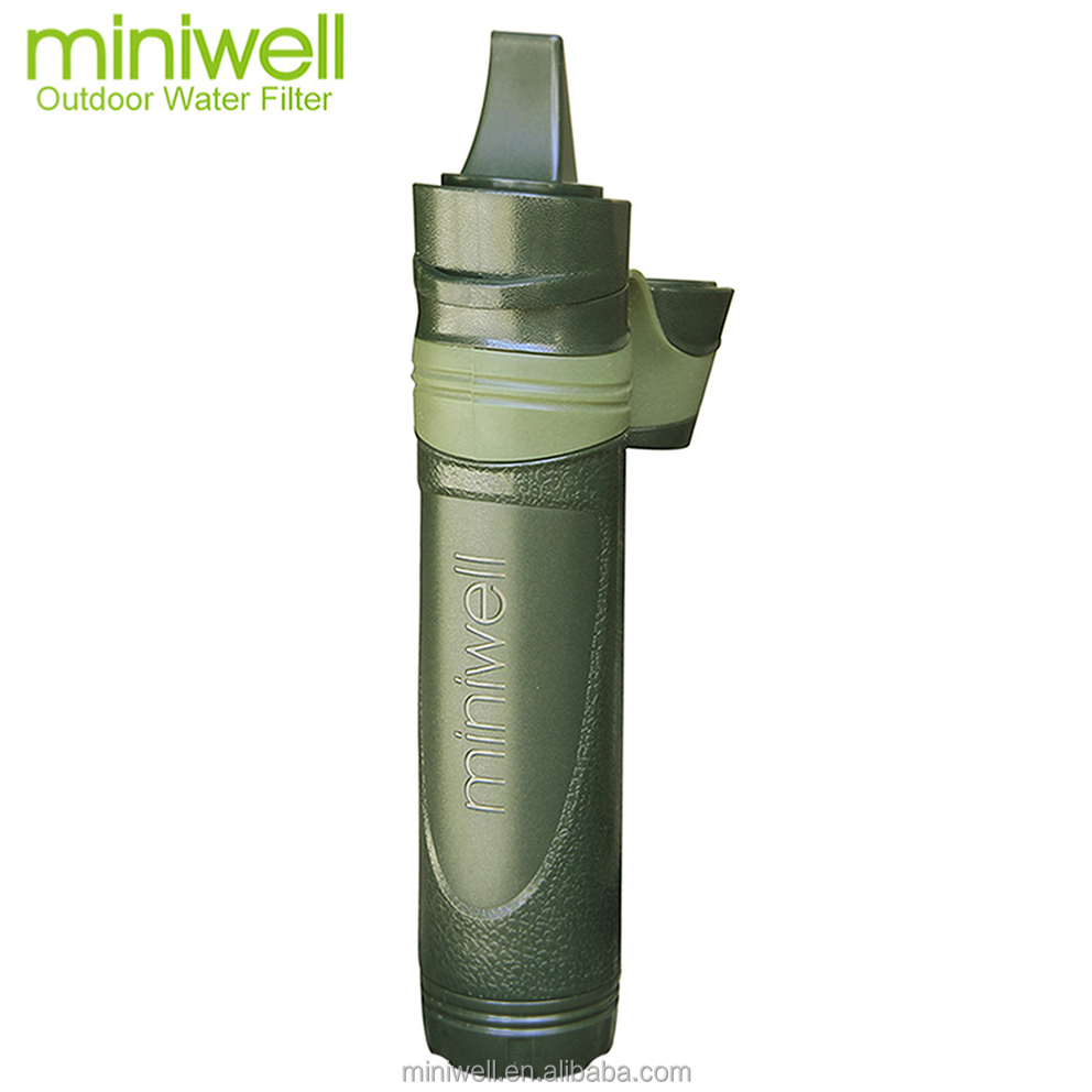 emergency water purification survival water filter for emergency preparedness