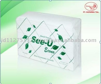 Hand Towel 100% Virgin Pulp SU-QJ-1