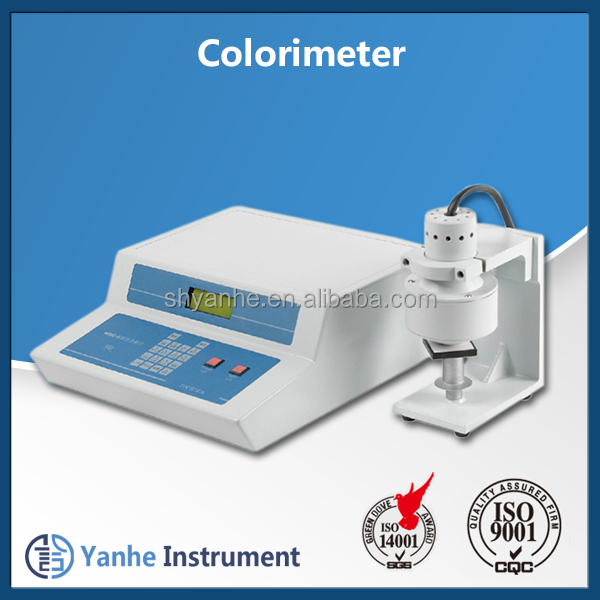 WSC-S Colorimeter and Color Difference Meter