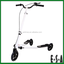 Wholesale new promotional city version self balancing traveling electric swing scooter G17B109