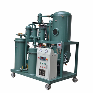 Used Engine Oil Purification Machine, Waste Oil Recycling Plant