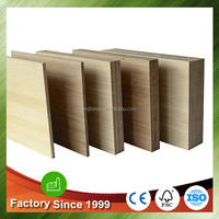 Nature plywood Eco-Friendly High Quality bamboo plywood 18mm