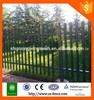 European palisade fence, portable fence design