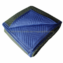 Non-woven woven quilted furniture moving pads