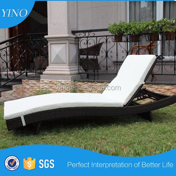 High Quality Luxury Lounge Bed Chaise Lounge RZ2127