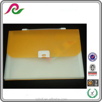 a3 Transparent file pocket with handle