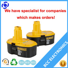 14.4v dewalt battery for DC9091 DE9038 DW9094 DE9092 DE9094 DE9502 DW9091 DW9094