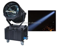 Guangzhou high power portable rechargeable long-range marine led searchlight