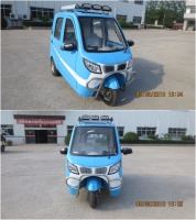 china 48v 800w electric new tuk tuk for passenger with solar panel