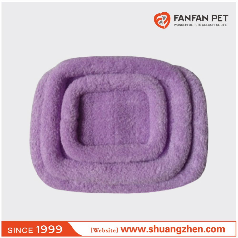 pet bed soft beautiful cushion suitable for both dog and cat