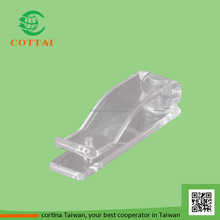 COTTAI roller blinds parts clear plastic clip