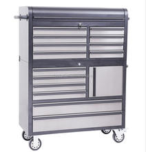 HTC4112W Pro Removal Tool Box Set In Stainless Steel