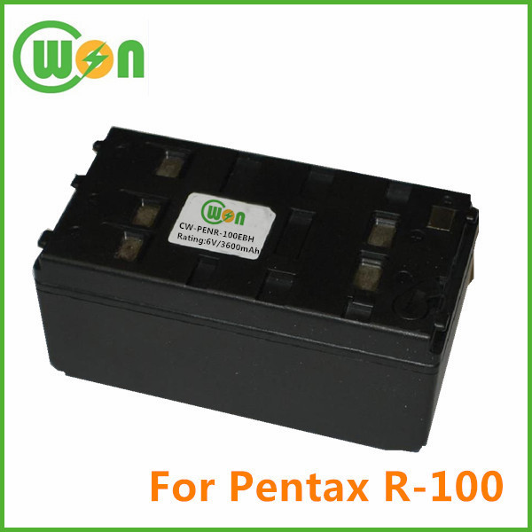 6V 4200mAh Nimh Battery for Pentax R100 R-100X, R200,R-200X,R-202N, R-202NE,R225N For Pentax BP02C Replacement Battery Pack