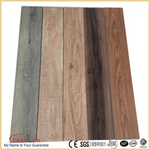 6.0mm indoor using soundproof vinyl plank flooring pvc tile