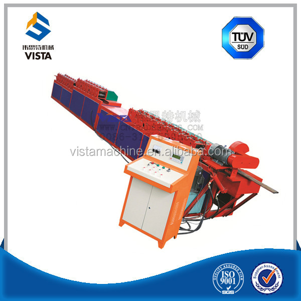 Popular Style Safty Fire Shutter Door / Insulation Book Door Machine