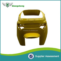 E rickshaw spare parts QS-A model passenger front body spare parts