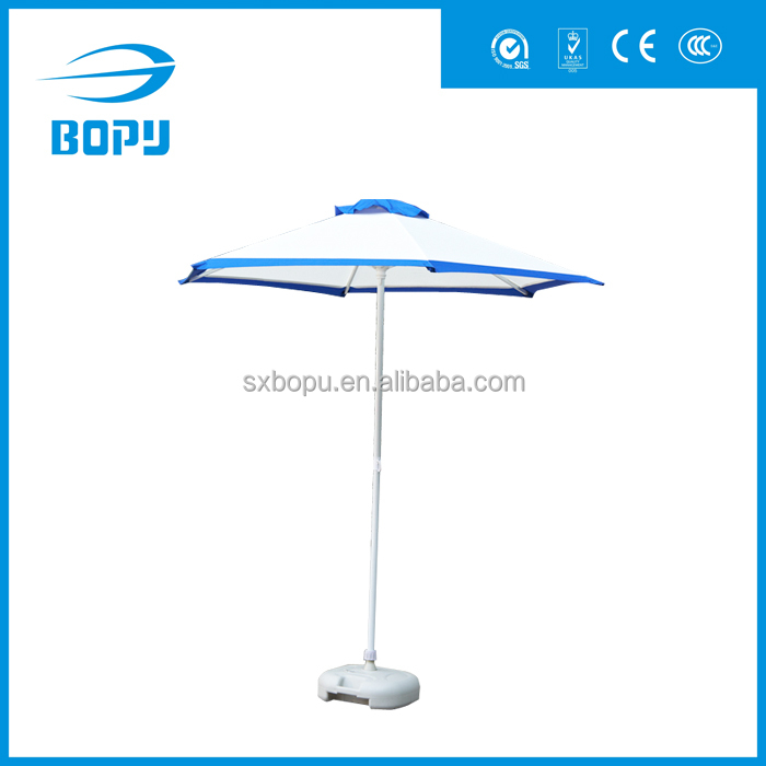 New Product Sun protection Outdoor swimming pool umbrella