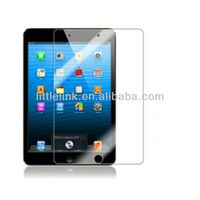 for Apple iPad mini screen protector with competitive price: Clear, Matte, Mirror, Diamond, Privacy